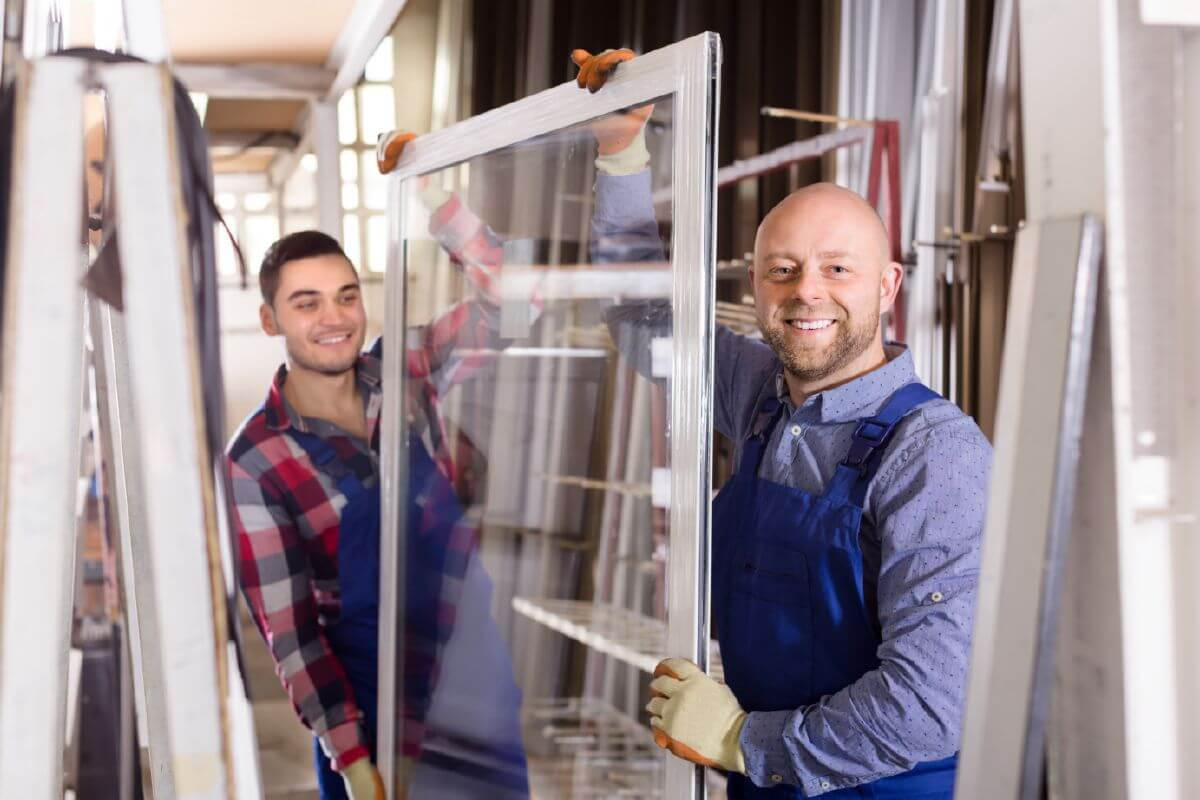 uPVC Window Manufacturers Salford